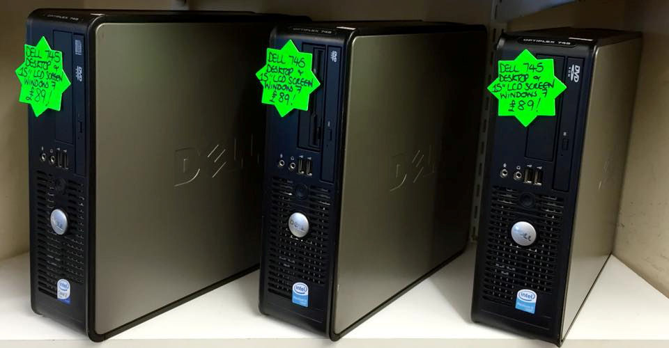 used pc towers for sale