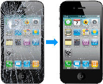mobile phone screen repair